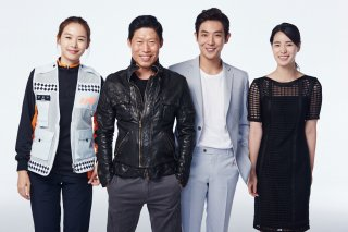 Luck-Key: Hae-jin Yoon, Joon Lee e le due protagoniste femminili