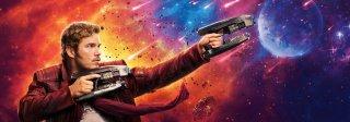 Guardiani della Galassia Vol.2 - Un banner del film dedicato a Star-Lord