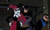 Batman and Harley Quinn: annunciato il cast vocale del film d'animazione