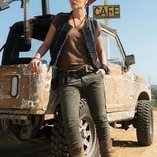 Fear the Walking Dead: un'immagine di Mercedes Mason