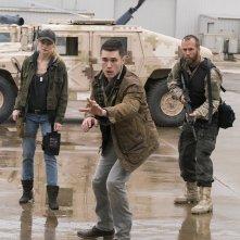 Fear the Walking Dead: una scena della terza stagione