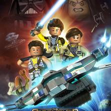 Locandina di Lego Star Wars: The Freemaker Adventures