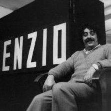l'attore Memè Perlini