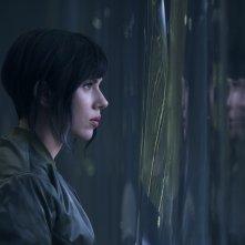 Scarlett Johansson nella prima foto ufficiale di Ghost in the Shell