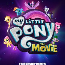 My Little Pony: The Movie - Il poster del film