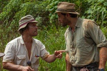 Gold: Matthew McConaughey e Edgar Ramirez nella prima immagine del film