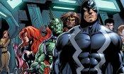 Inhumans: una nuova sinossi della serie della Marvel