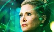 Star Wars - Episode IX: Carrie Fisher comparirà grazie a filmati d'archivio