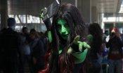 Romics 2017, tra cosplay, alieni e supereroi (foto e video)