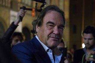 Oliver Stone: un primo piano del regista al Lucca Film Festival