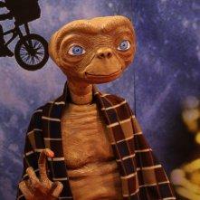 Romics 2017: E.T. alla mostra dedicata a Carlo Rambaldi