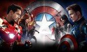 Captain America: Civil War, stasera in prima tv il film con Chris Evans e Robert Downey Jr