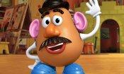 Toy Story 4: Don Rickles non aveva iniziato il doppiaggio di Mr. Potato Head