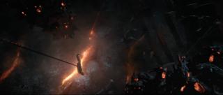 Thor: Ragnarok - un'immagine del primo teaser