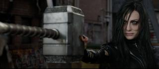 Thor: Ragnarok - Cate Blanchett in un'immagine del primo teaser