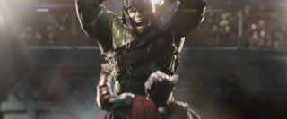 Thor: Ragnarok - Hulk contro Thor in un'immagine del primo teaser