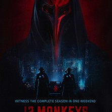 12 Monkeys: il poster della stagione