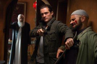 Codice Unlocked - Londra sotto attacco: Orlando Bloom in una scena del film