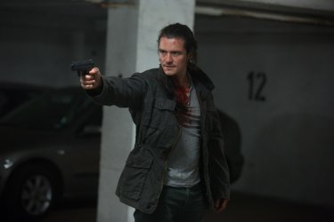 Codice Unlocked - Londra sotto attacco: Orlando Bloom in un momento del film