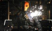 Arrow: confermato il ritorno di Manu Bennett nei panni di Deathstroke