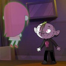 East End: un'immagine tratta dal film animato