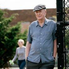 Insospettabili sospetti: Michael Caine in un momento del film
