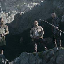 King Arthur: Legend of the Sword - Una foto dei protagonisti