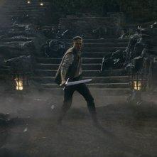 King Arthur: Legend of the Sword - Il protagonista Charlie Hunnam
