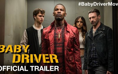 Baby Driver - Trailer internazionale