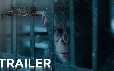 The War - Il Pianeta delle Scimmie - Trailer italiano 2