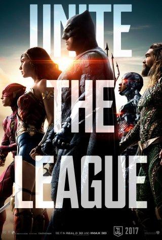 Justice League: una nuova locandina del film