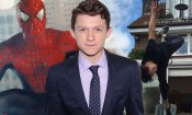 "Spider-Man: Homecoming, Tom Holland: ""Non ho mai visto L'impero colpisce ancora"""