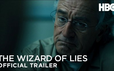 The Wizard of Lies - Trailer
