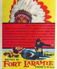 Locandina di Rivolta a Fort Laramie