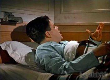 Lucio Fulci nel suo cameo di Totò a colori