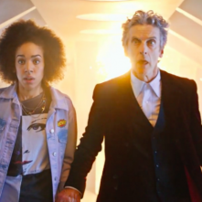 Doctor Who: Peter Capaldi nell'episodio The Pilot