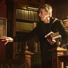 Doctor Who: una sequenza dell'episodio The Pilot