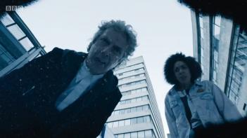 Doctor Who: un momento dell'episodio The Pilot