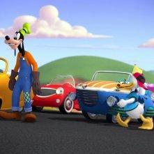 Topolino e Gli Amici del Rally: Topolino e i suoi amici