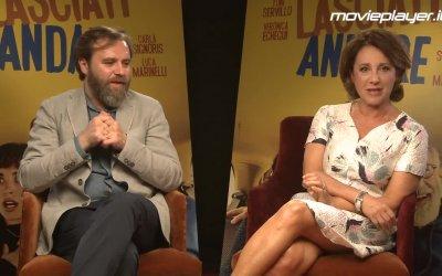 Lasciati andare: Video intervista a Francesco Amato e Carla Signoris
