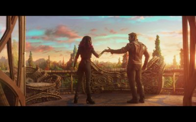 Guardians of the Galaxy Vol.2 - Dance With Me Clip