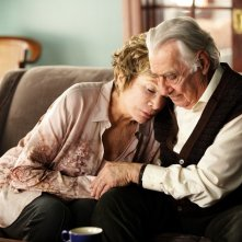 Adorabile nemica: Shirley MacLaine e Philip Baker Hall in una scena del film