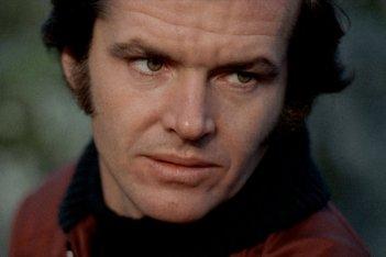 Cinque pezzi facili: un primo piano di Jack Nicholson