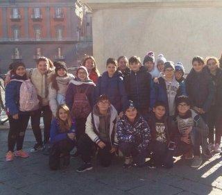 La IL della scuola media Marzabotto di Brindisi