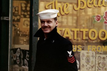L'ultima corvè: Jack Nicholson in una scena del film