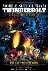 Locandina di Mobile Suite Gundam Thunderbolt: December Sky