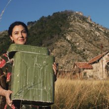 On the Milky Road - Sulla Via Lattea: Monica Bellucci in una scena del film
