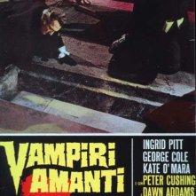 Locandina di Vampiri amanti