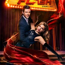 The Flash: il poster dell'episodio Duet