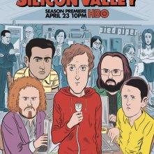 Silicon Valley: il manifesto della quarta stagione